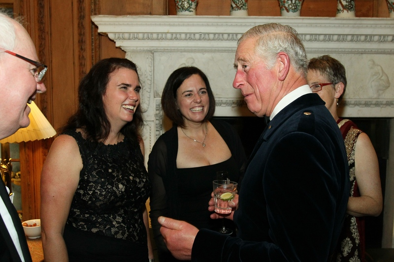 Prince Charles meeting mental health experts