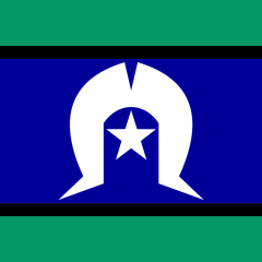 flag of Torres Strait