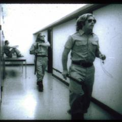 Guards in the Stanford Prison Experiment, 1971. (photo source: PrisonExp.org)